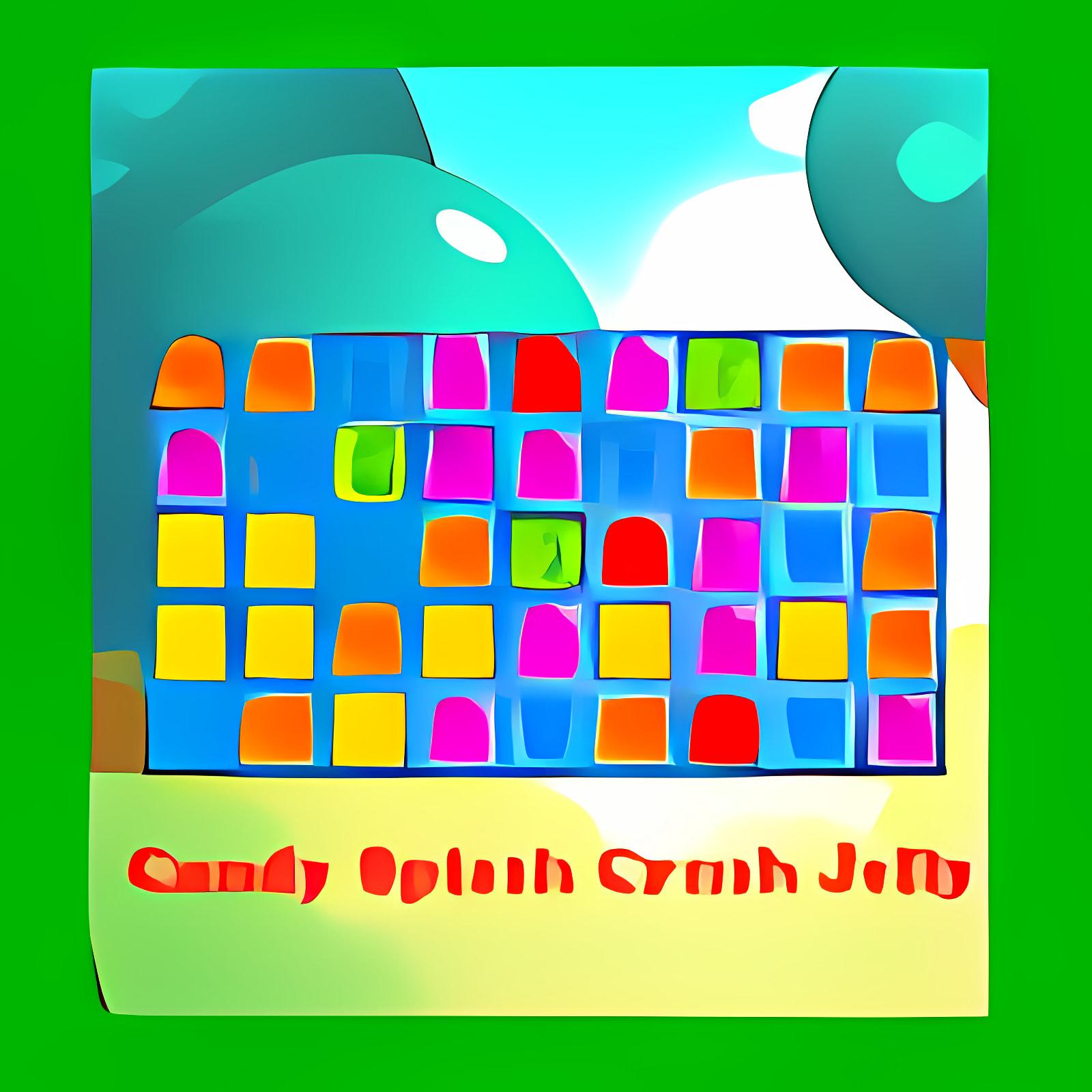 Candy Splash Crush Jelly Game