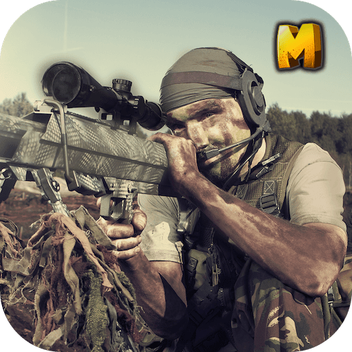 Last Commando: Sniper Shooter