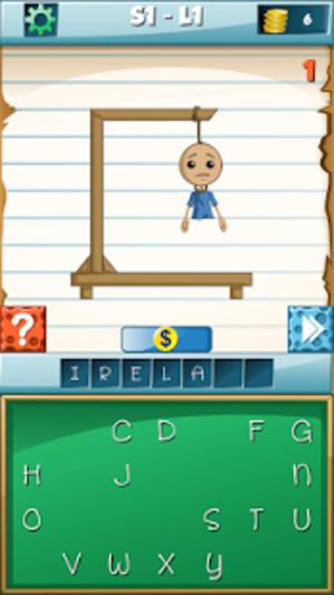 Hangman – Word Guessing Game