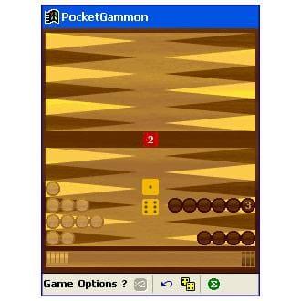 PocketGammon, de Regge