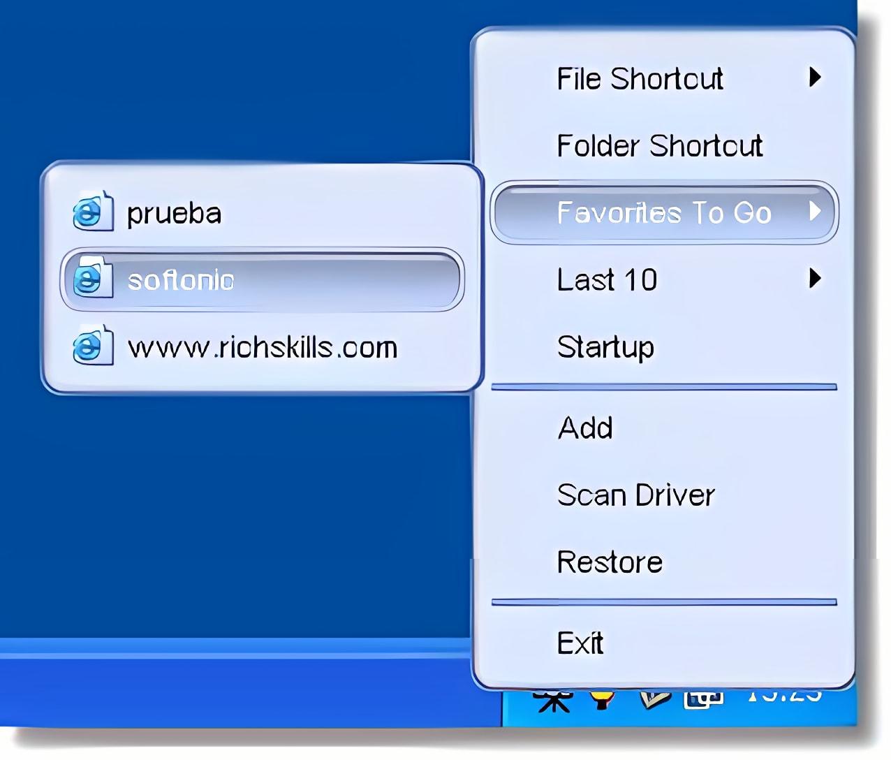 Remora USB Quick Launch