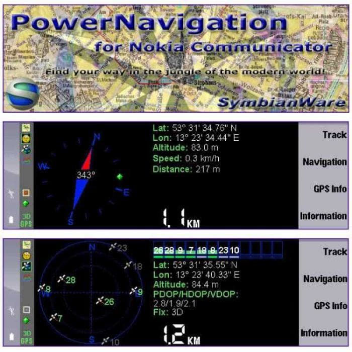 PowerNavigation