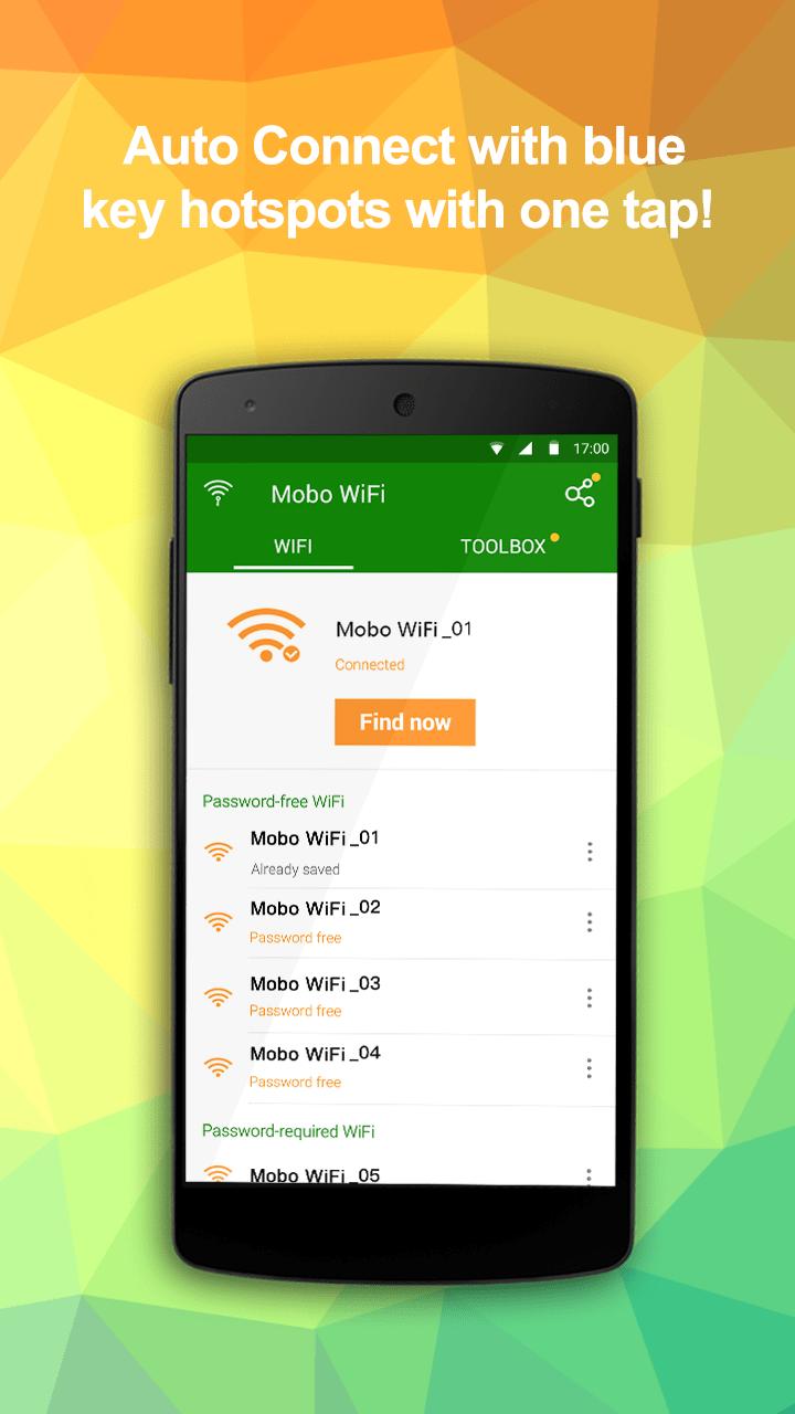 Mobo WiFi - Mobile Network