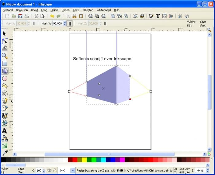 Inkscape download for Tekenprogramma mac plattegrond