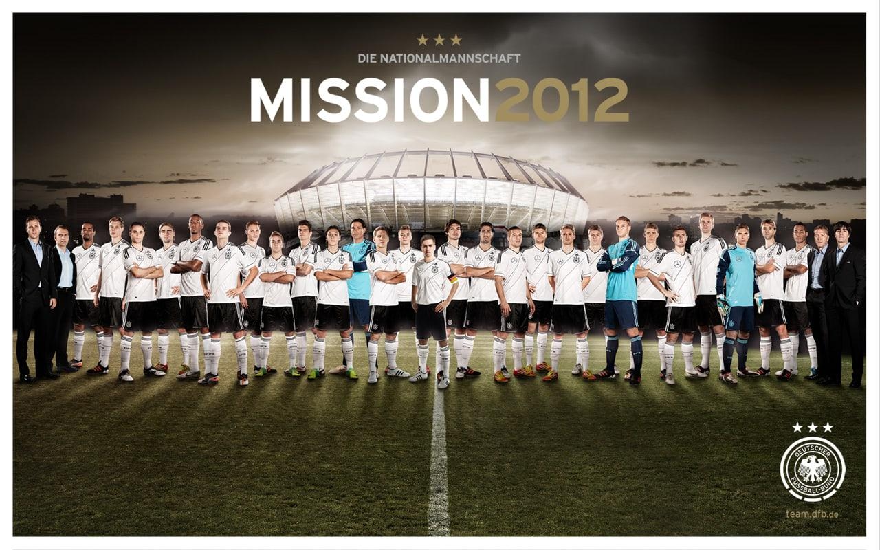 Die Nationalmannschaft - Mission 2012