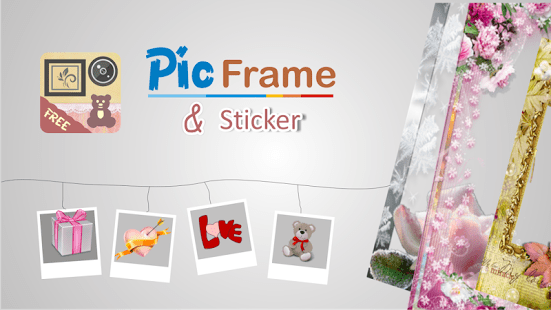Pic Frame & Sticker