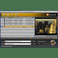 Aunsoft TransMXF Pro for Mac