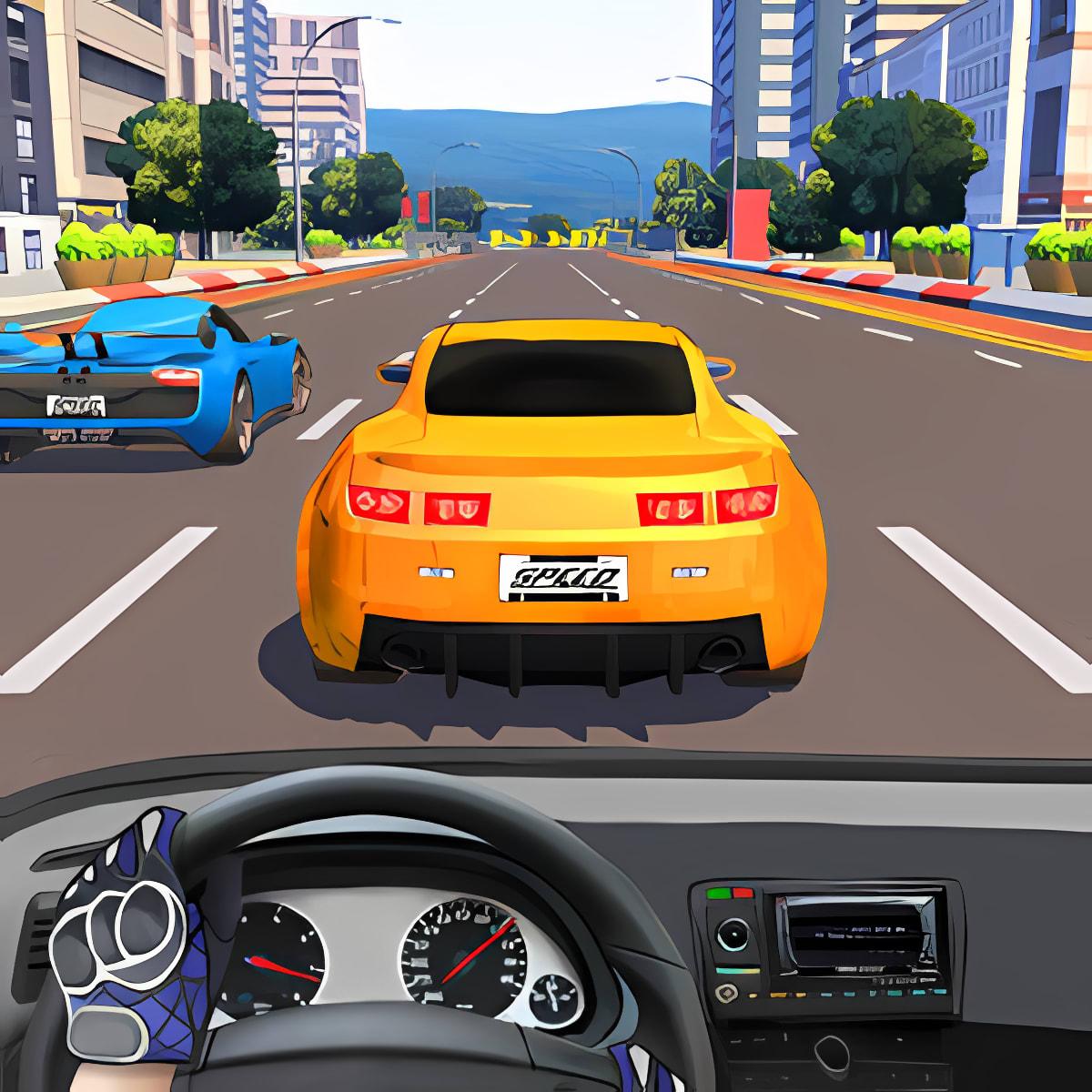 Racing In Car 1.0.4