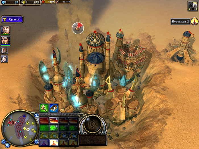 Rise of Nations Rise of Legends Overview