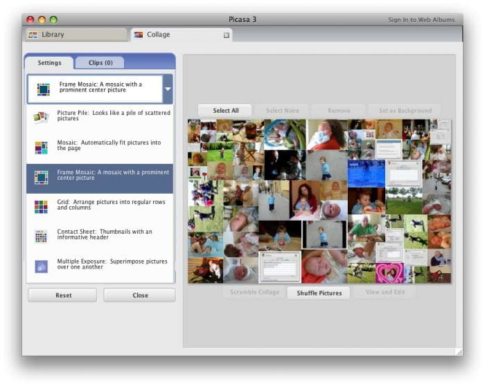 how to download picasa software
