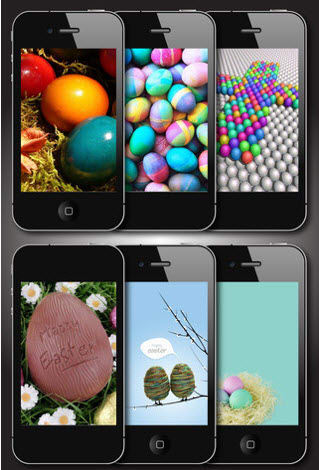 Cute & Colorful Easter Wallpapers