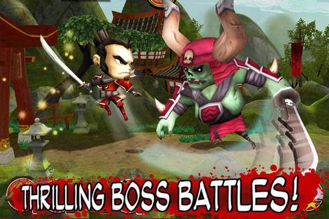 Samurai vs Zombies Defense
