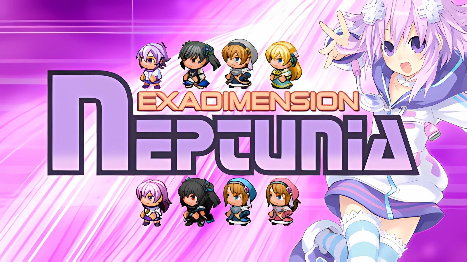 Exadimension Neptunia