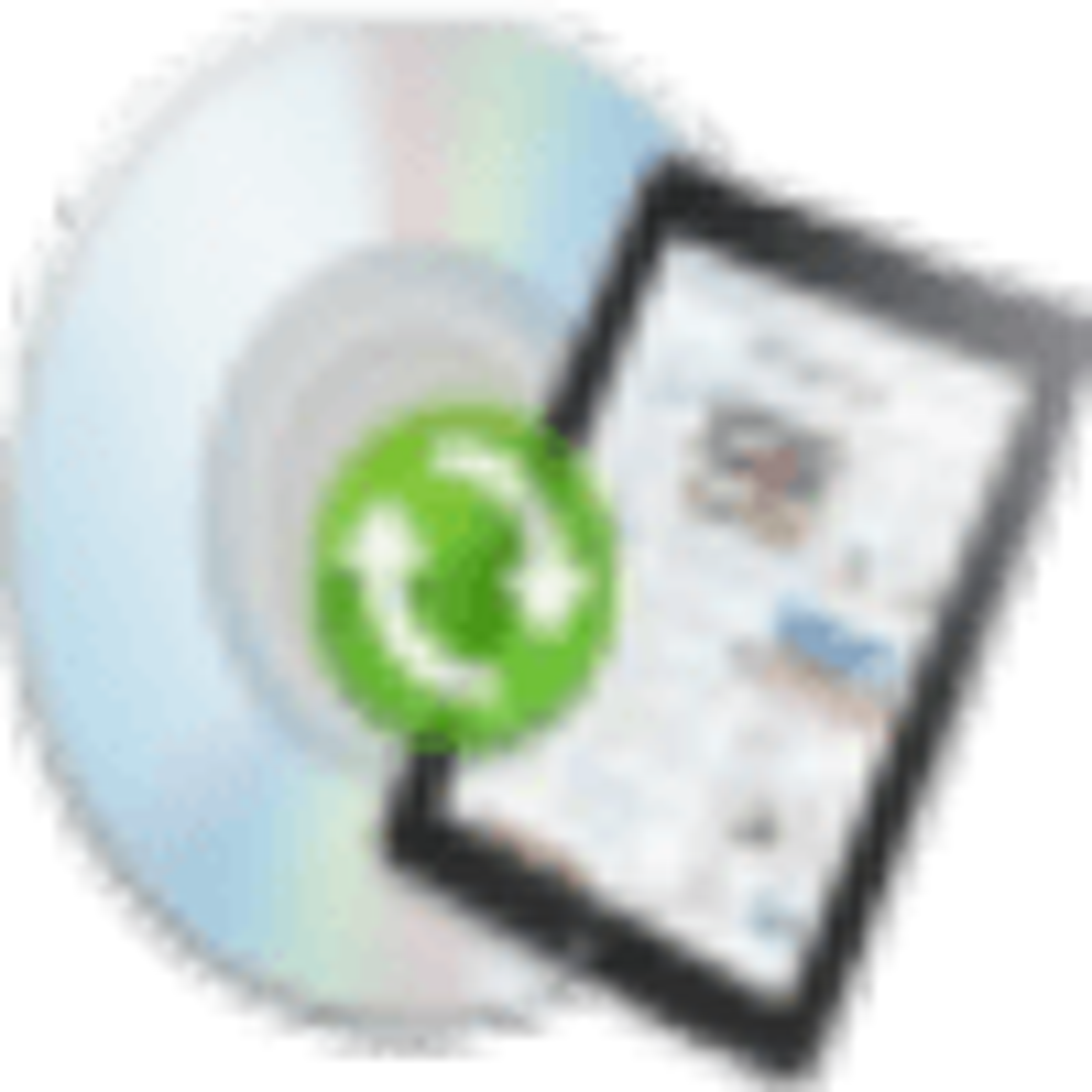 Free DVD to iPad Converter