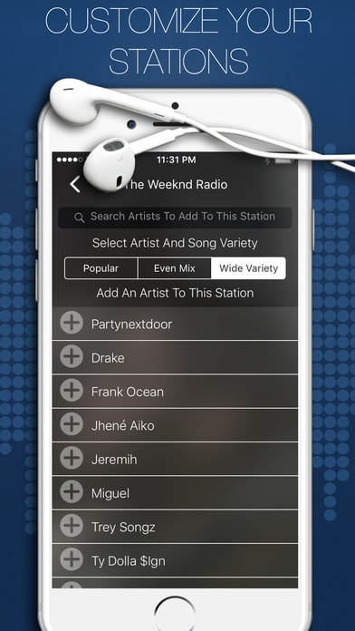 Jango Radio - Free Streaming Music