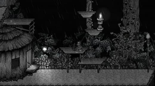 Umbrella Adventure - The Castle of Cake