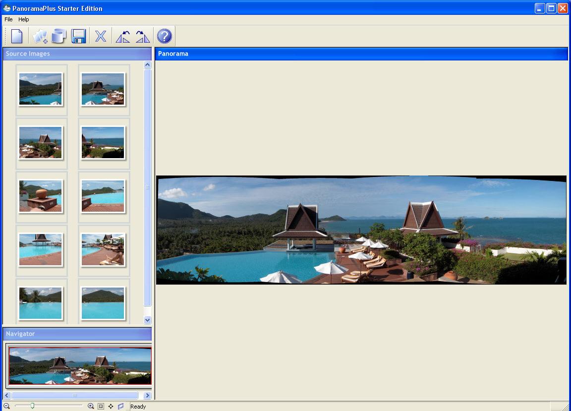 Serif PanoramaPlus Starter Edition