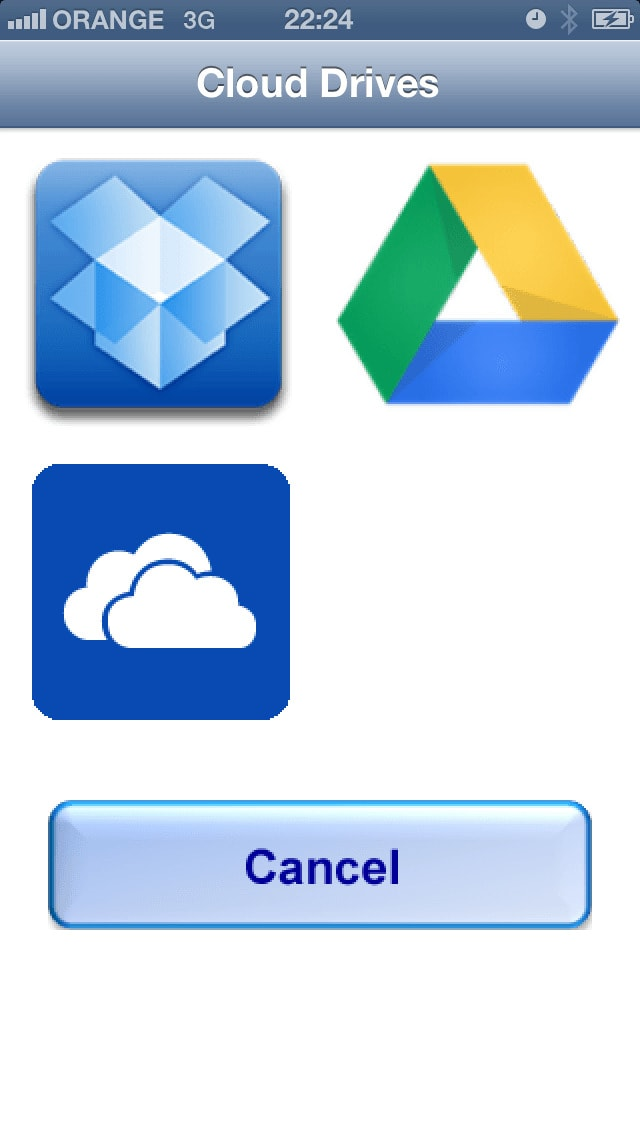 1.2.3 Contacts Backup And Merge Lite for iPhone