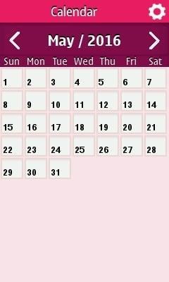 Birthday Diary & Reminder