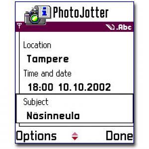 PhotoJotter
