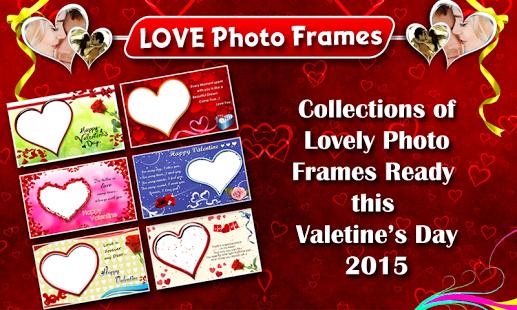 Love Photo Frames 2015