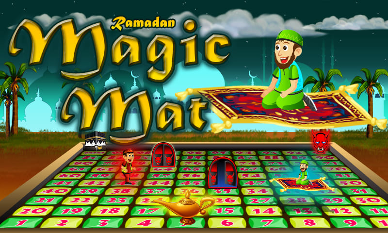 Ramadan Magic Mat
