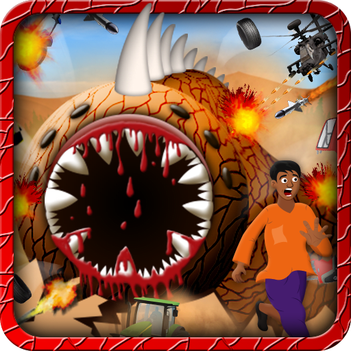 Worm's City Attack 1.0