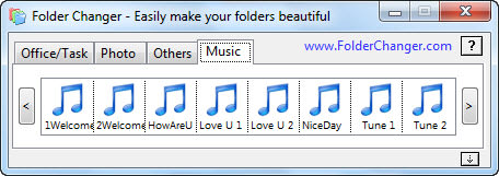 Folder Changer