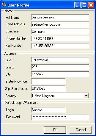 Dekart Password Carrier