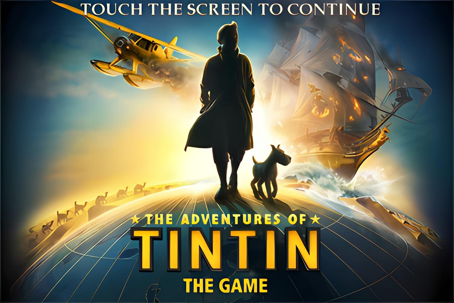 Las Aventuras de Tintín HD