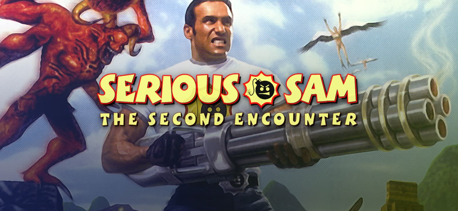 Serious Sam: The Second Encounter varies-with-device