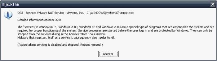 Trend Micro HiJackThis