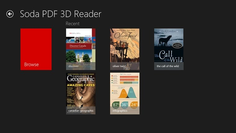 Soda PDF 3D Reader para Windows 10