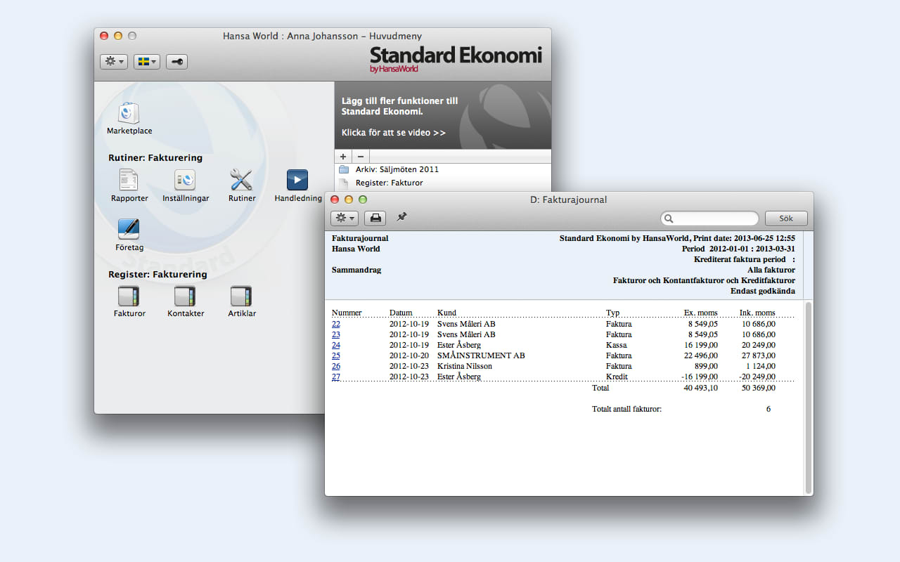 Standard Ekonomi 7.1