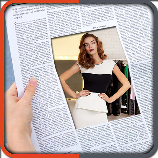 Newspapers Photo Frames