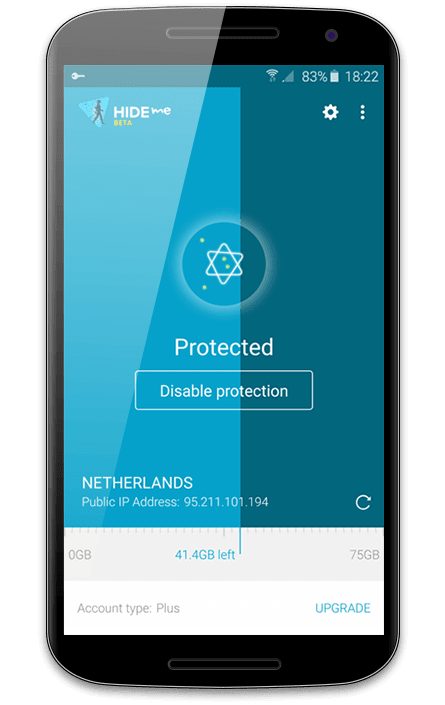 hide.me VPN for Android