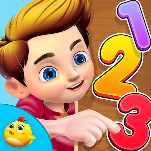 ABC & 123 For Toddler