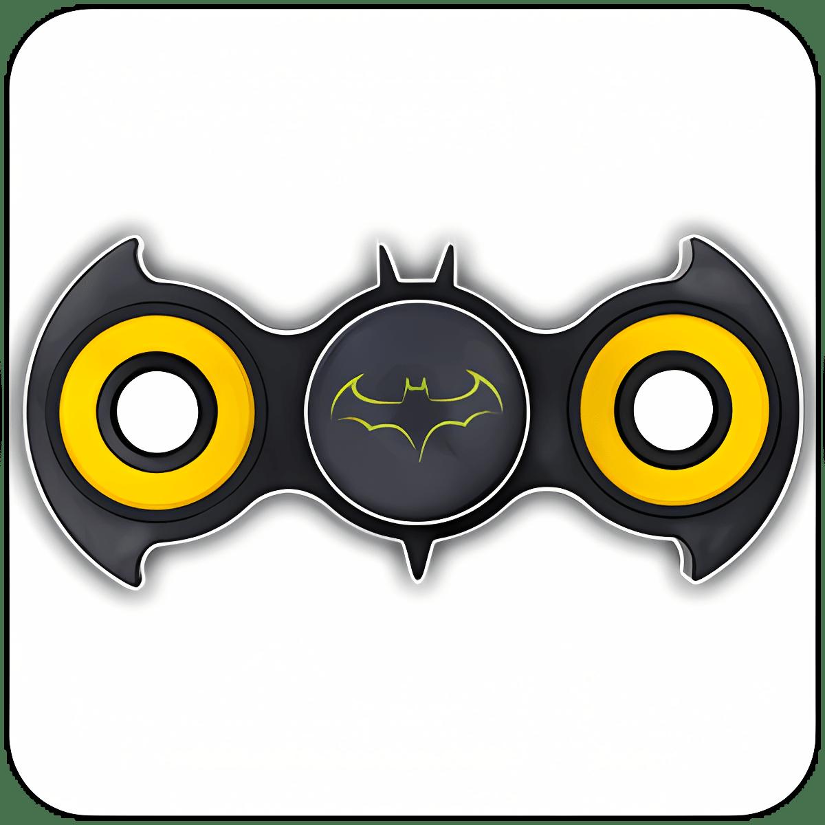 BAT Fidget Hand Spinner