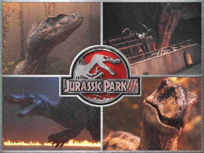 Jurassic Park III Wallpapers