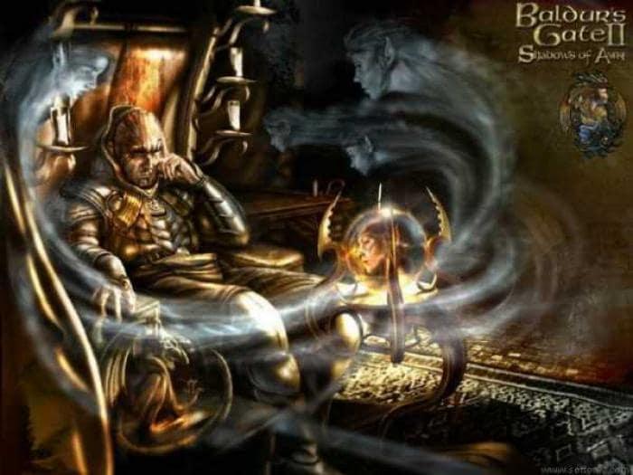 Baldur's Gate II Themes