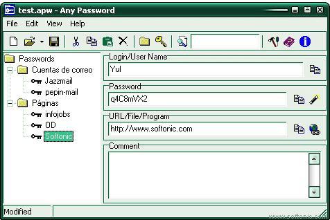Any Password