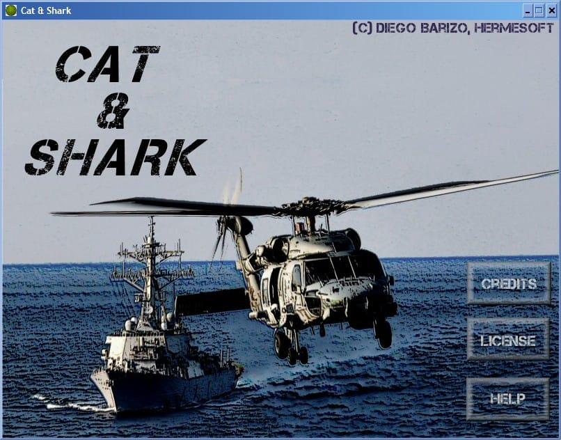 Cat & Shark