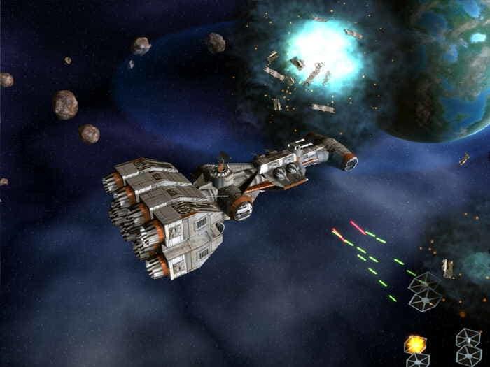 Star Wars: El Imperio en Guerra