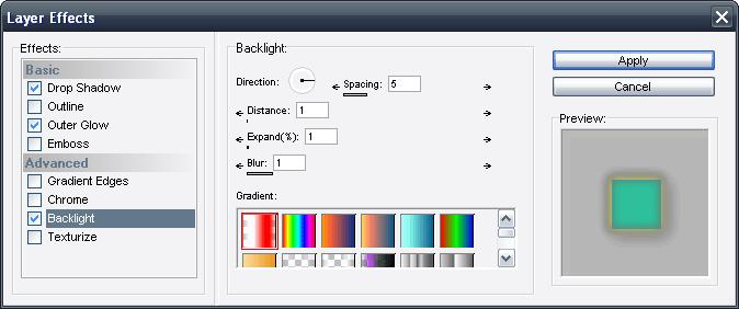 Active Pixels