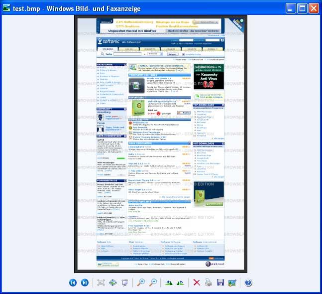 BrowserCap