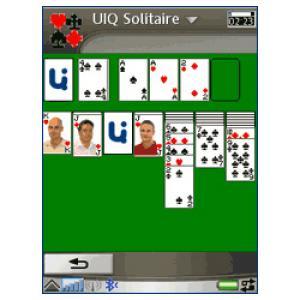 UIQ Solitaire