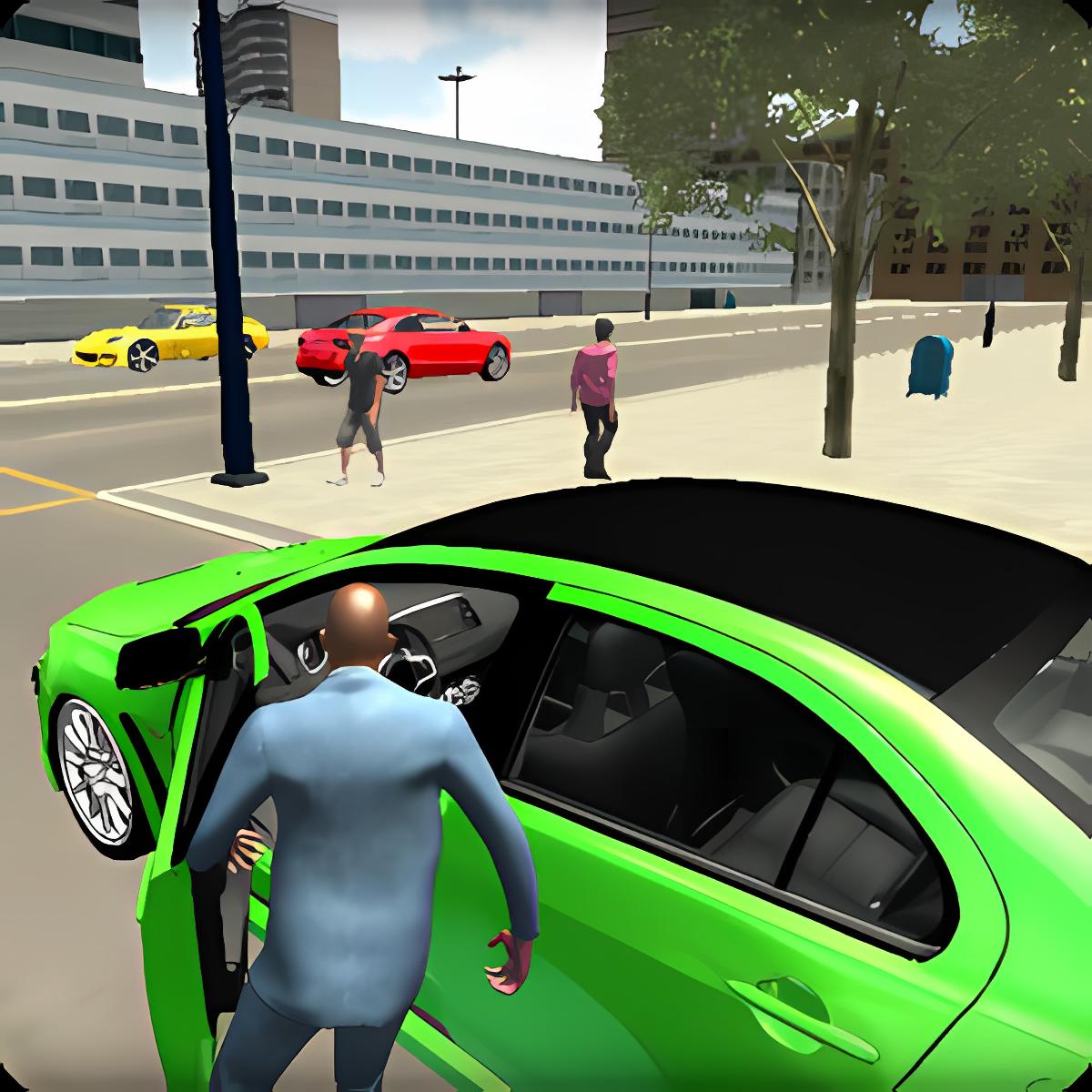 Real City Car Driver 2017 1.2
