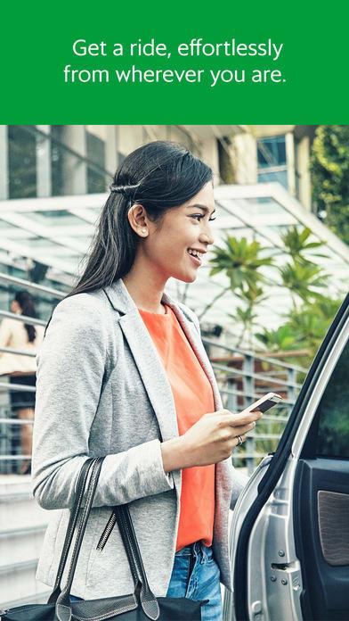 Grab - Car, Taxi, Bike Booking App