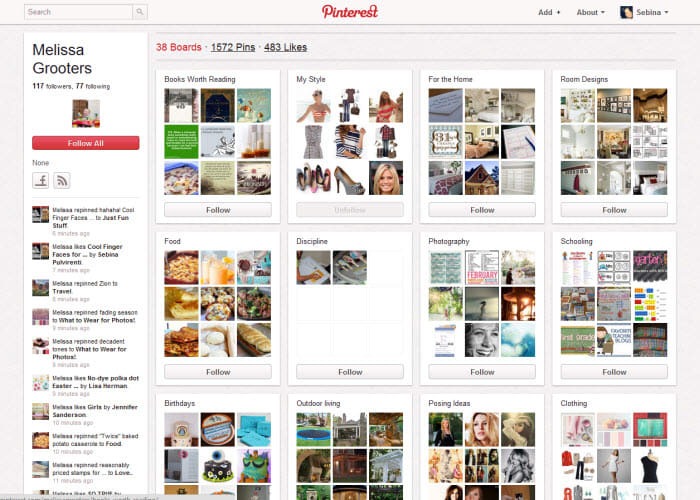 Apps Like Pinterest For Iphone