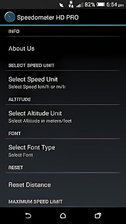 Speedometer HD PRO